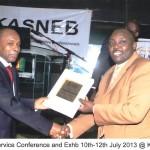 Mr. Ben R. N. Mbai, Managing Partner, Mbai Ndeteni & Associates