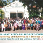 2013 East Africa Philanthropy & Business Conference